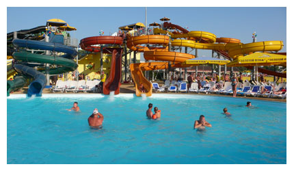 фото Аквапарк «Золотой пляж» 2