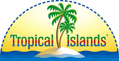Аквапарк «Краусник - Тропикаль Исланд (Krausnick - Tropical Island)» logo