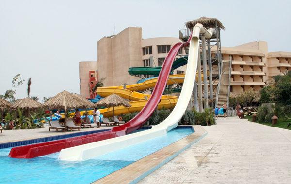 фото Аквапарк «Sindbad Aqua Park (Sindbad Aqua Resort 4*)» 2