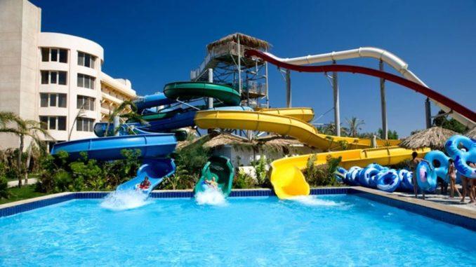 фото Аквапарк «Sindbad Aqua Park (Sindbad Aqua Resort 4*)» 1