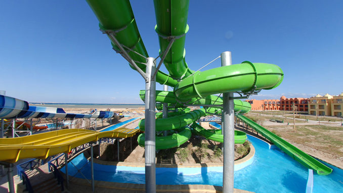 фото Аквапарк «Titanic Beach Spa & Aqua Park 5*» 3